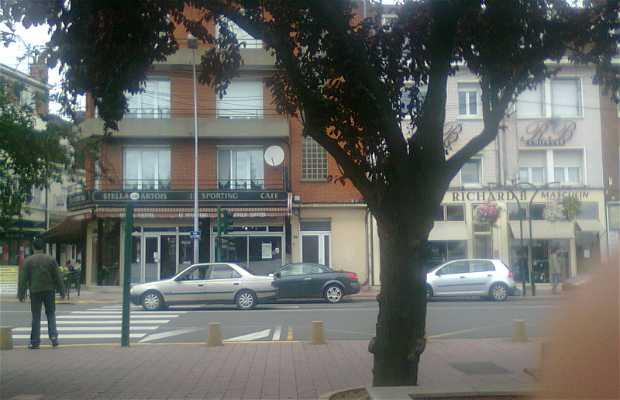 Calle de la Estacion