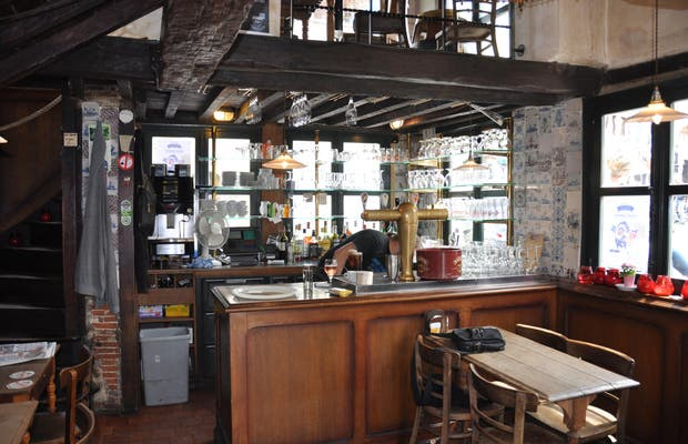 Café 't Galgenhuis