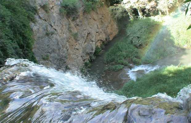 La Caprichosa cascade