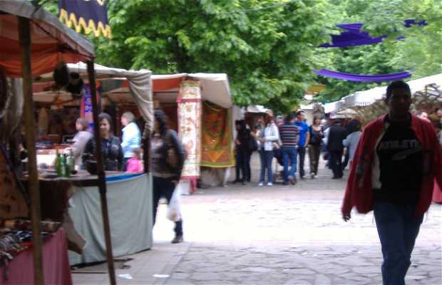 Feria del siglo XIX