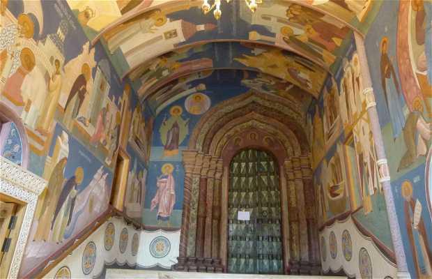Cámara del Patriarca - Sergiev Posad