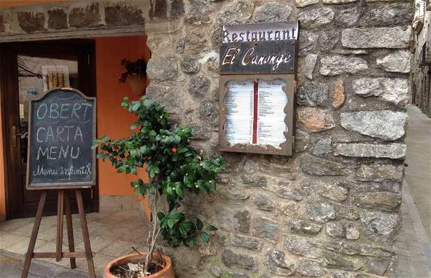 Restaurante El Canonge