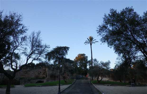 Parque del Colle Oppio