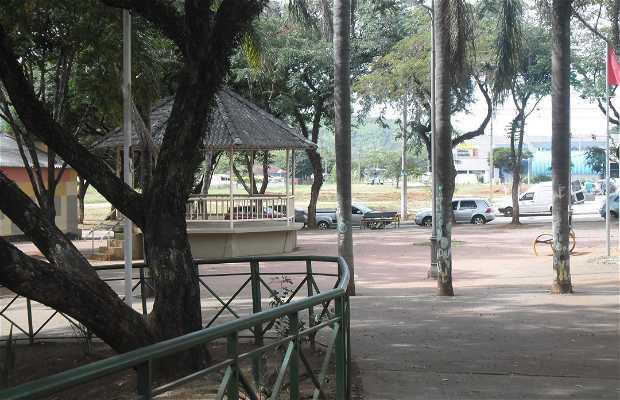 Plaza Alberto Sarti