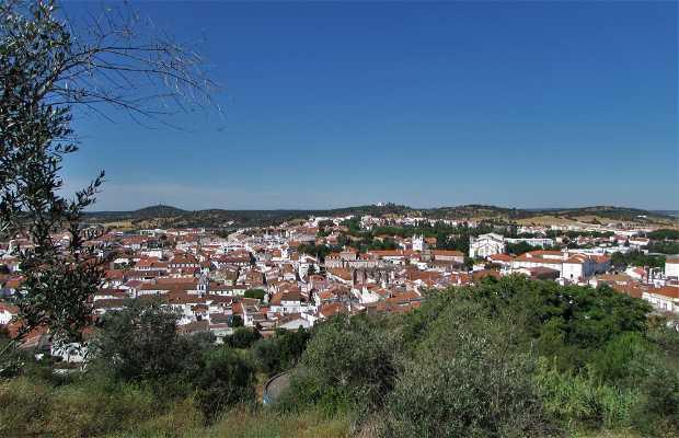 Vista Panorâmica do Castelo