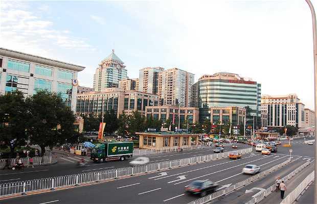 Stazione dei Treni di Pechino