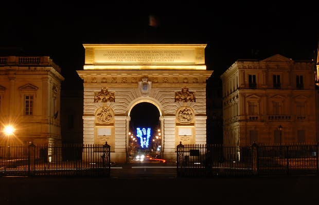 Puerta del Peyrou