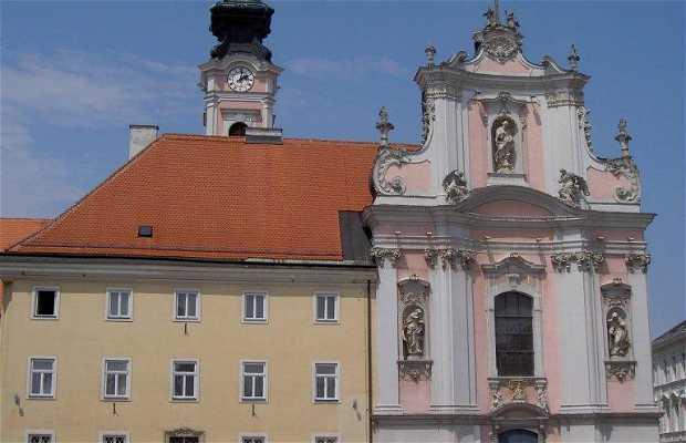 Iglesia de la Santísima Trinidad - Franziskanerkirche