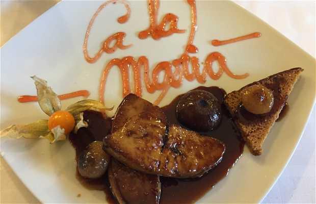 Restaurante Ca la María