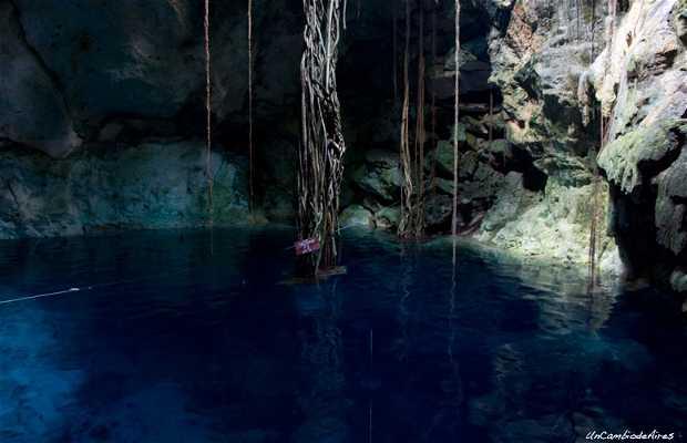 cenote Chak-Zinik-Che