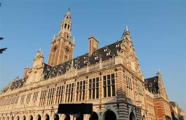 Universidad Católica de Lovaina en Ottignies-Louvain-la-Neuve: 2 opiniones  y 7 fotos