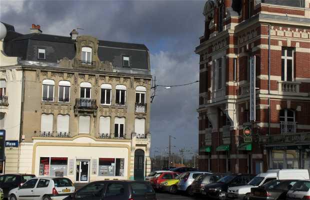 Estación de Cambrai