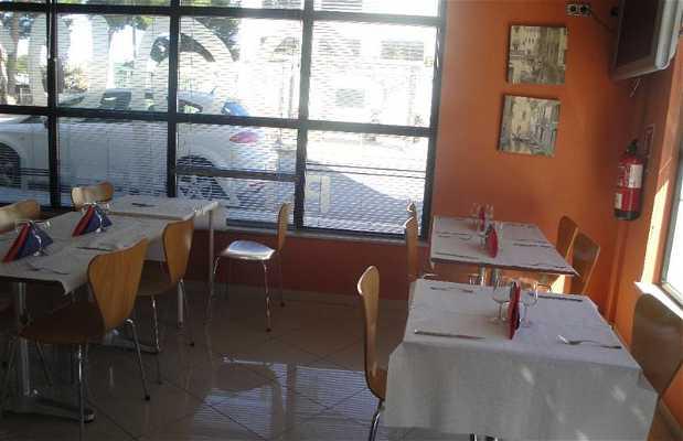 Pizzeria Aquarel.la