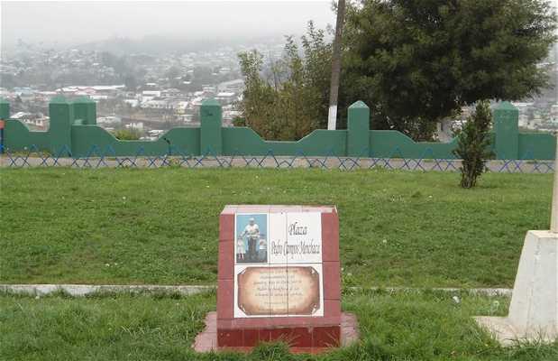 Petite place Pedro Campos Menchaca