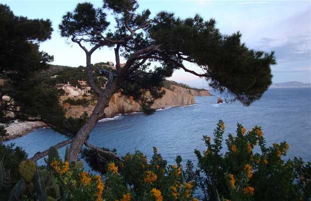 Sentier du littoral de la côte bleue