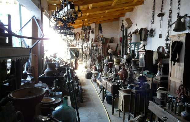 Tiendas de antigüedades