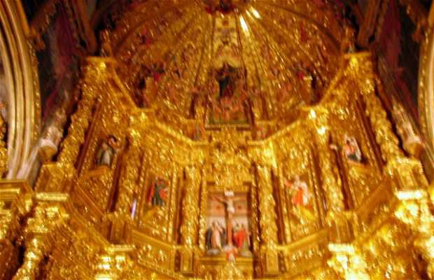 Iglesia parroquial de Navarrete