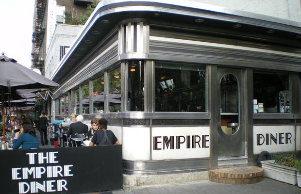 The Empire Diner