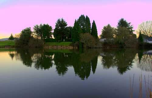 Lagoa de Mol