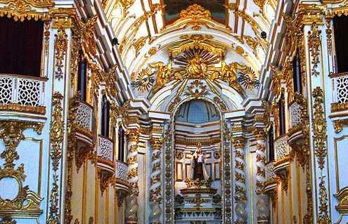 Iglesia de Nossa Senhora do Monte do Carmo