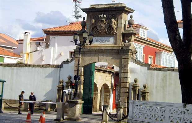 Porta del Parco di Ferrol