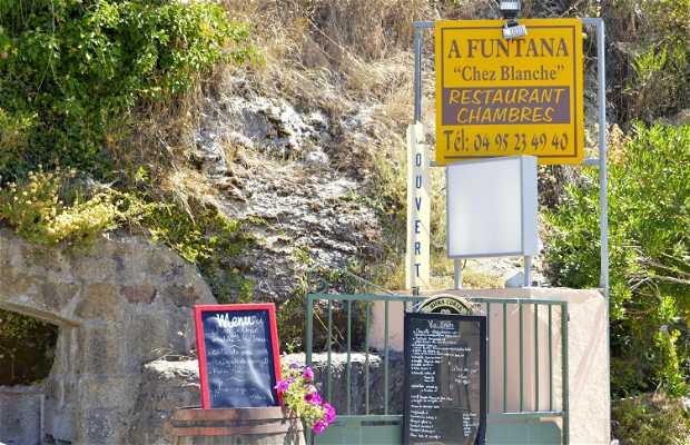 Hotel-Restaurante A Funtana