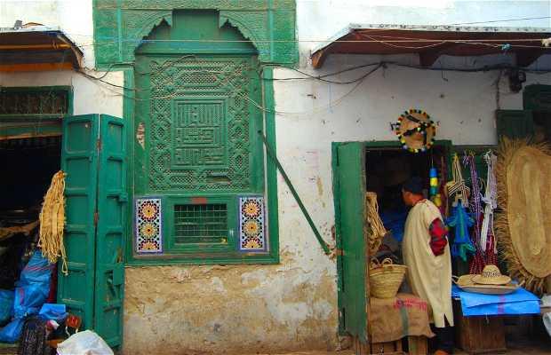 Medina di Tetuàn in Marocco