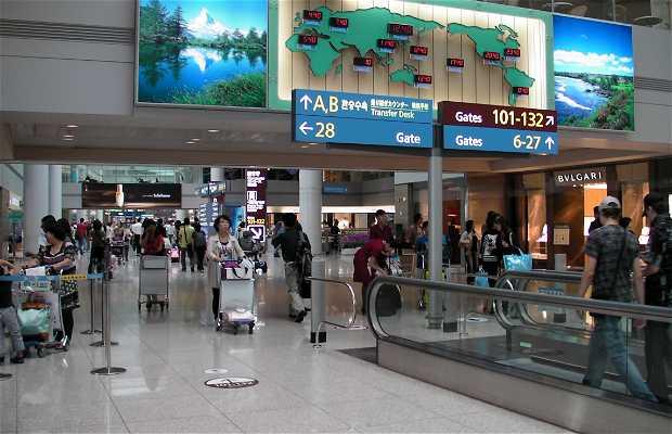 Aéroport international d'Incheon