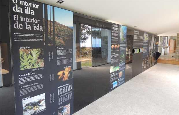 Centro de Interpretación de la Isla de Ons