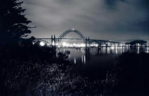 Newport Oregon Historic Bay Front