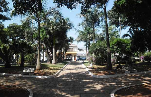 Praça Cesário Mota