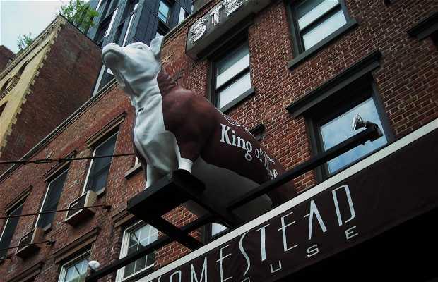The Old Homestead Steak House