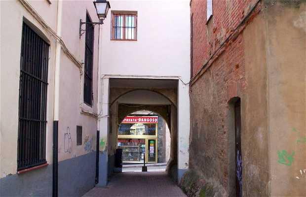 Ospedale della Pietà a Benavente