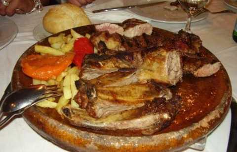 Restaurant El Llagar del Quesu