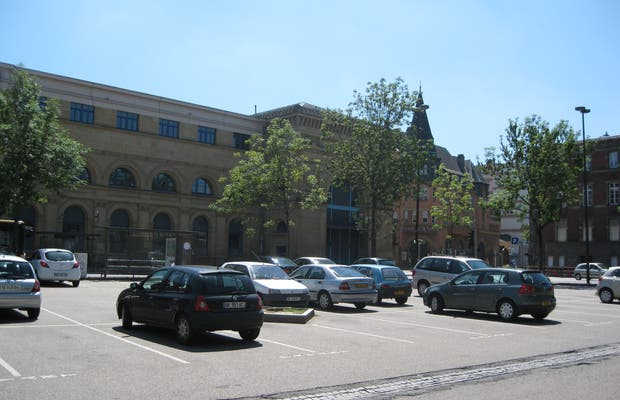 Plaza del rei Georges