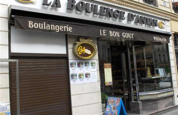 Boulangerie d'Antan