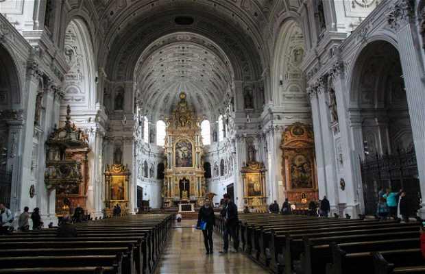 Michaelskirche - Iglesia de San Miguel