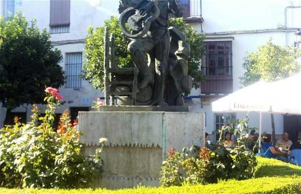 Monument d'enrique morante