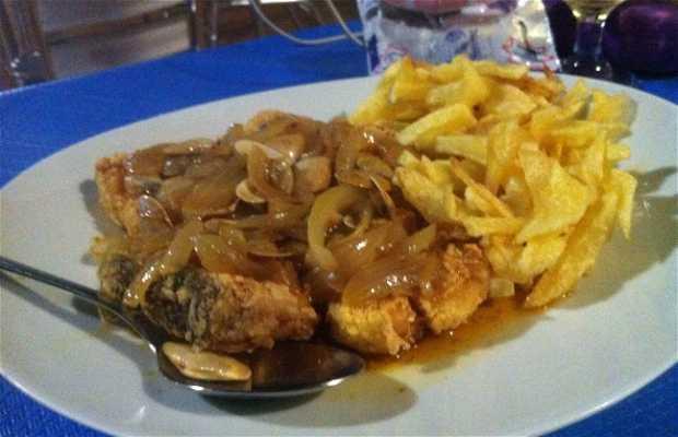 Restaurante Atres Casa Manolo