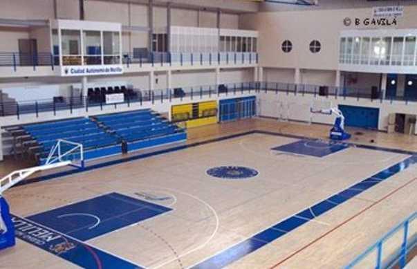 Pabellón Polideportivo Javier Imbroda Ortiz