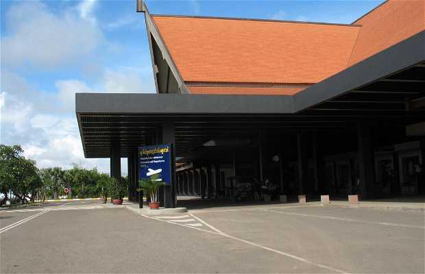 Aeropuerto Internacional de Siem Reap