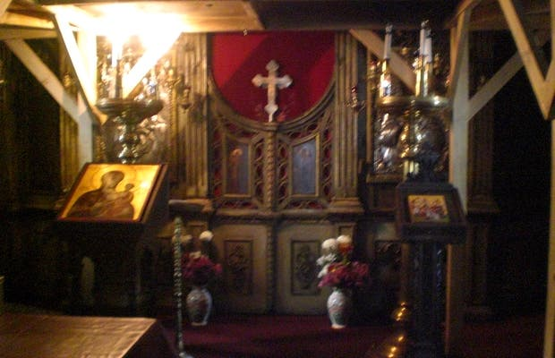 Igreja Biserica Doamnei