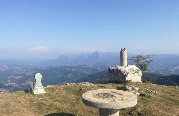 Monte Usurbe