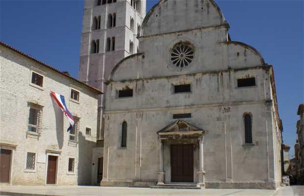 Resultat d'imatges de zadar iglesia de santa maria