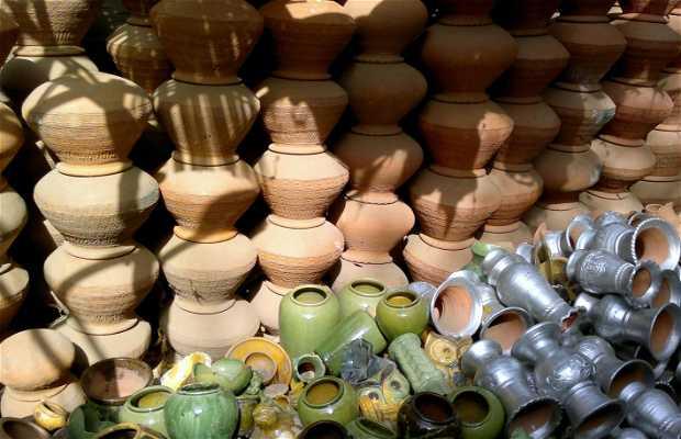 El Mercado de Old Bagan