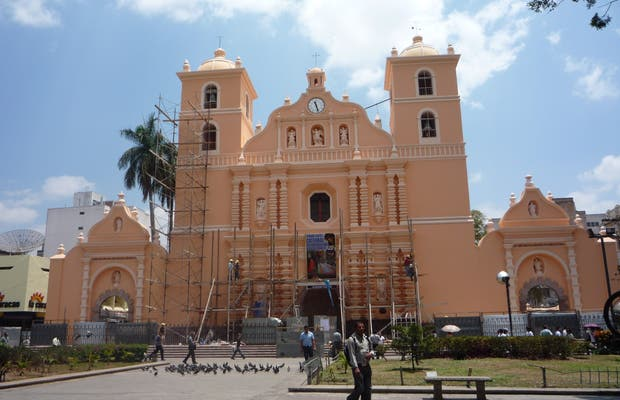 Cathedral of Tegucigalpa