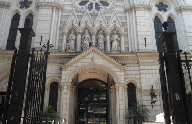 Templo Jesús Sacramentado