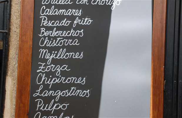 Tapas Chiruca