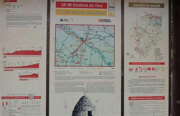 GR99 Senderos del Ebro