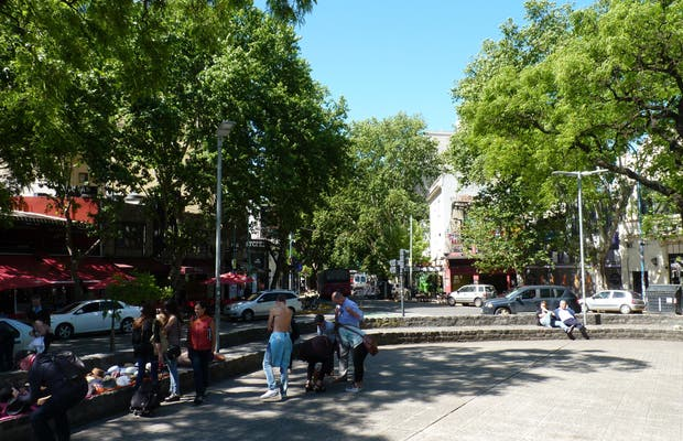 Plaza Serrano